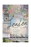 London Is Calling Affischer av Jodi Pedri