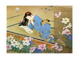 Koibumi Poster by Haruyo Morita