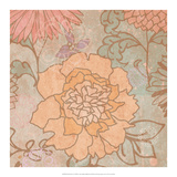 Floral Punch I Prints by Leslie Mark