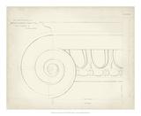 Greek & Roman Architecture VII Giclee Print by Thomas Kelly