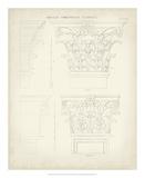 Greek & Roman Architecture III Giclee Print by Thomas Kelly