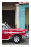 Cars of Cuba II Art par Laura Denardo