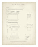 Greek & Roman Architecture V Giclee Print by Thomas Kelly