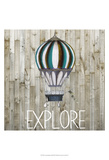 Young Explorer III Posters by  Studio W