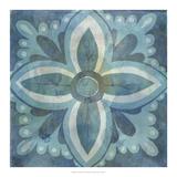 Patinaed Tile I Giclee Print by Naomi McCavitt