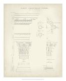 Greek & Roman Architecture II Giclee Print by Thomas Kelly