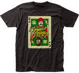 Cheech & Chong- Playing Card Artwork T-Shirt