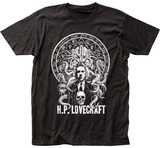 H.P. Lovecraft- Classic Cthulhu T-Shirts