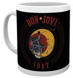 Bon Jovi - 1987 Mug Taza