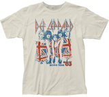 Def Leppard- World Tour '83 Shirt