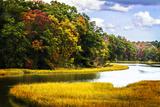 Color over the Water I Valokuvavedos tekijänä Alan Hausenflock
