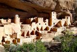 Cliff Palace Pueblo Fotografie-Druck von Douglas Taylor