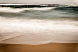 Ocean Waves II Reproduction photographique par Beth Wold