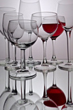 Glass Reflections III Reproduction photographique par Monika Burkhart