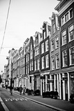 Amsterdam Herenstraat Reproduction photographique par Erin Berzel