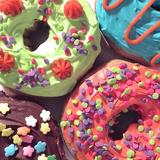 Doughnut Choices I Reproduction photographique par Monika Burkhart