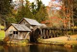 Mabry Mill III Fotografisk trykk av Alan Hausenflock