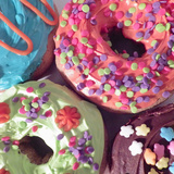Doughnut Choices II Reproduction photographique par Monika Burkhart