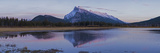 Mt. Rundle Sunset Stampe di Manfred Kraus