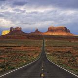 Monument Valley IV Reproduction photographique par Ike Leahy
