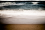 Ocean Waves IV Reproduction photographique par Beth Wold