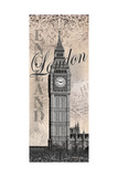 Big Ben Plakater af Todd Williams