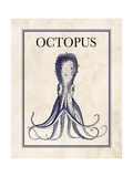 Octopus Posters by N. Harbick