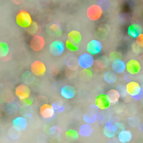 Glitter Bokeh V Reproduction photographique par Monika Burkhart