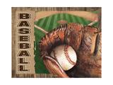 Baseball Stampe di Todd Williams