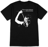 Eddie & The Hotrods- Life on the Line T-Shirt
