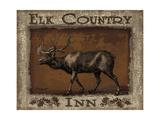 Elk Country - Mini Stampe di Todd Williams