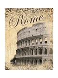 Rome Art par Todd Williams