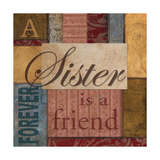 Sister Poster by Todd Williams