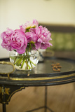 Peonies in the Parlor Photographic Print by Karyn Millet