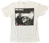 Willie Nelson- Hays County, Texas Distressed Tshirts