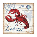 Lobster Posters by Todd Williams
