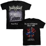 Borknagar- In Awe of Nature Sinse 1996 (Front/Back) T-shirts