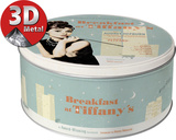 Breakfast at Tiffany's Blue Tin Box Sjove ting