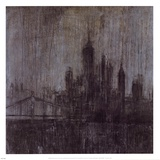 Urban Fog I Posters by Peter Kuttner