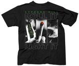 Cypress Hill- Roll It Light It T-skjorter