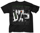 Cypress Hill- Roll It Light It T-Shirts