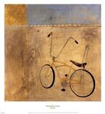 My Bike Posters by Peter Kuttner