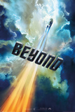 Star Trek Beyond- Nebula Exploration Kunstdrucke