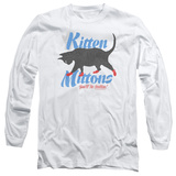 Long Sleeve: Its Always Sunny In Philadelphia- Kitten Mittons Long Sleeves