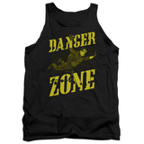 Tank Top: Archer- Flying In The Danger Zone Tank Top