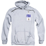 Hoodie: X Files- Scully Agency Badge Pullover Hoodie