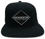 Warped Tour- Diamond Logo Snapback Hat