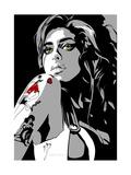 Amy Winehouse Taide tekijänä Emily Gray