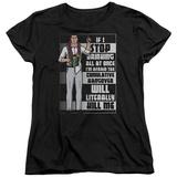 Womens: Archer- Killer Hangover T-Shirt