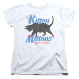 Womens: Its Always Sunny In Philadelphia- Kitten Mittons T-shirts